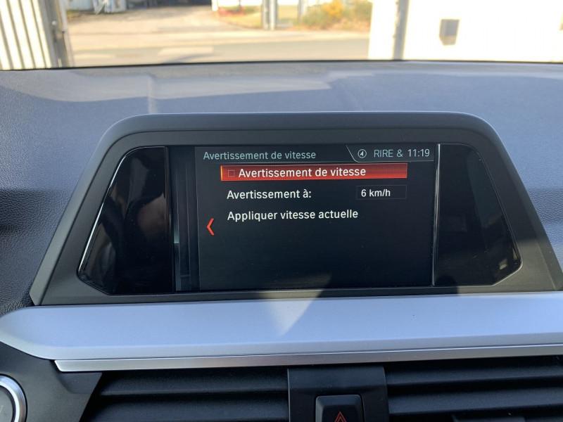 Photo 15 de l'offre de BMW X3 G01 SDRIVE18DA 150CH BUSINESS DESIGN EURO6C à 35780€ chez NG AUTO