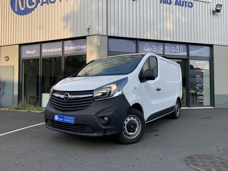 Opel VIVARO FG F2700 L1H1 1.6 CDTI 90 PACK BUSINESS Diesel Blanc Occasion à vendre