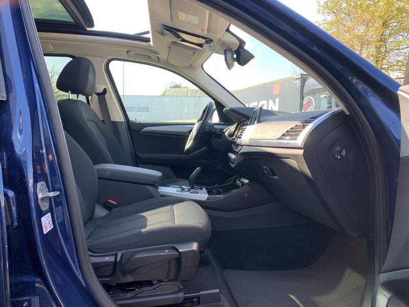 Photo 25 de l'offre de BMW X3 G01 SDRIVE18DA 150CH BUSINESS DESIGN EURO6C à 35780€ chez NG AUTO