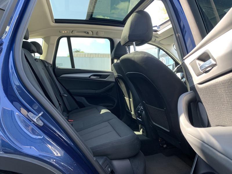 Photo 26 de l'offre de BMW X3 G01 SDRIVE18DA 150CH BUSINESS DESIGN EURO6C à 35780€ chez NG AUTO