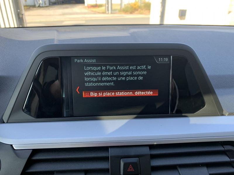 Photo 13 de l'offre de BMW X3 G01 SDRIVE18DA 150CH BUSINESS DESIGN EURO6C à 35780€ chez NG AUTO