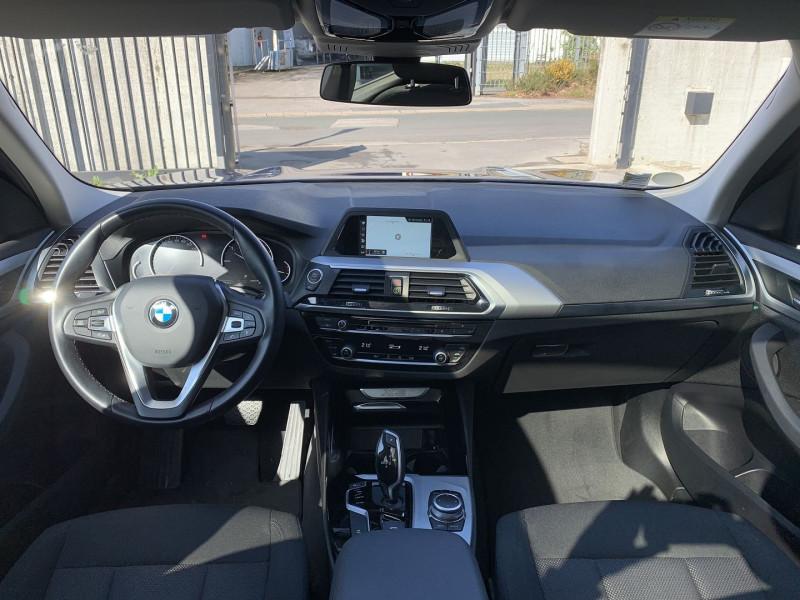Photo 4 de l'offre de BMW X3 G01 SDRIVE18DA 150CH BUSINESS DESIGN EURO6C à 35780€ chez NG AUTO
