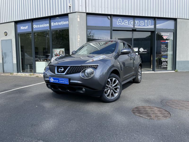 Nissan JUKE 1.5 DCI 110CH FAP TEKNA Diesel GRIS FONCE Occasion à vendre