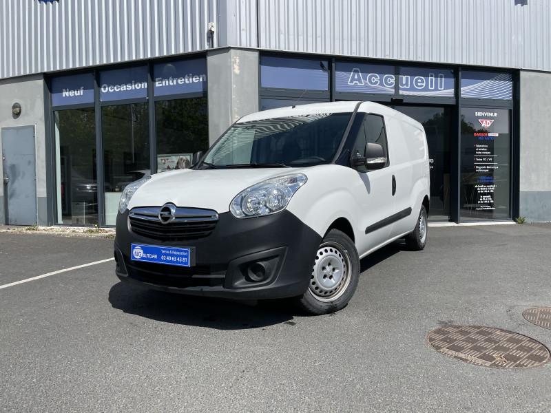 Opel COMBO CARGO L2H1 1.3 CDTI 95CH Diesel Blanc Occasion à vendre