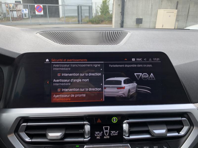 Photo 17 de l'offre de BMW SERIE 3 TOURING G21 Touring 330d xDrive 265 ch BVA8 M Sport à 54980€ chez NG AUTO
