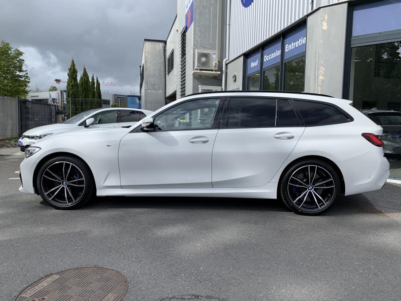 Photo 2 de l'offre de BMW SERIE 3 TOURING G21 Touring 330d xDrive 265 ch BVA8 M Sport à 54980€ chez NG AUTO
