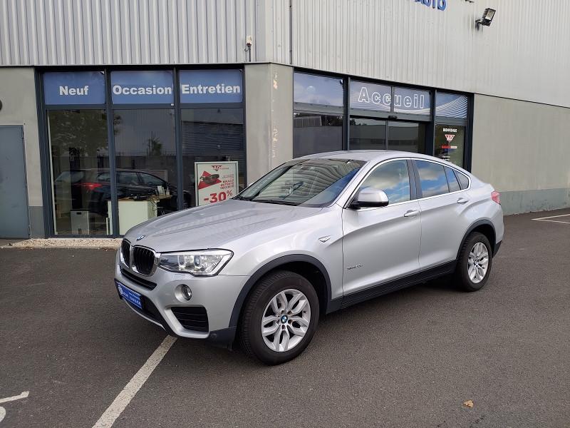 Photo 2 de l'offre de BMW X4 F26 XDRIVE20DA 190CH LOUNGE PLUS à 27480€ chez NG AUTO
