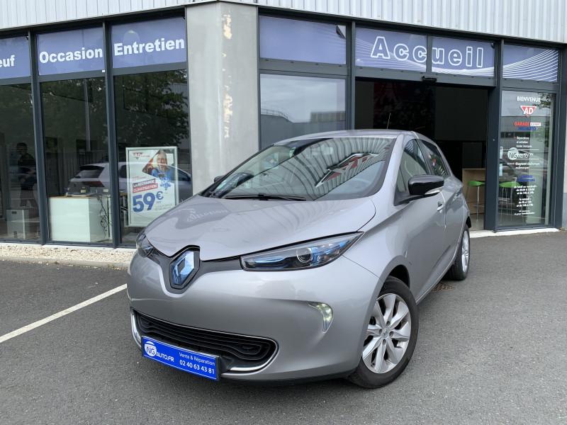 Renault ZOE Intens Courant électrique Gris Occasion à vendre