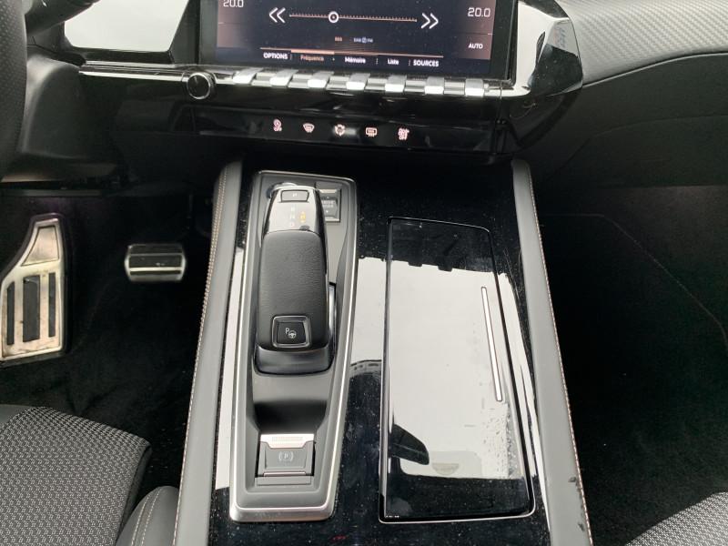 Photo 7 de l'offre de PEUGEOT 508 SW BlueHDi 160 ch S&S EAT8 GT Line à 30980€ chez NG AUTO