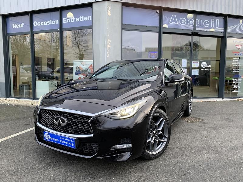 Infiniti Q30 2.2d 170 7DCT AWD Sport Diesel Noir Occasion à vendre