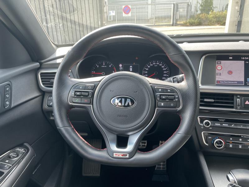 Photo 7 de l'offre de KIA OPTIMA SW 1.7 CRDI 141CH GT LINE BUSINESS ISG DCT7 à 21980€ chez NG AUTO