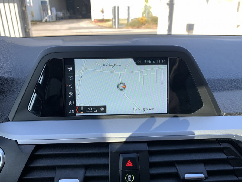Photo 7 de l'offre de BMW X3 G01 SDRIVE18DA 150CH BUSINESS DESIGN EURO6C à 35780€ chez NG AUTO