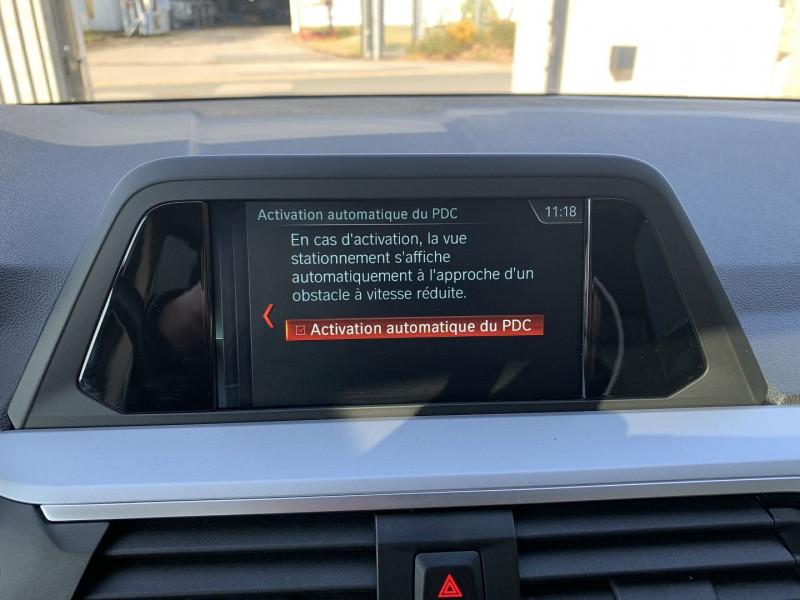 Photo 11 de l'offre de BMW X3 G01 SDRIVE18DA 150CH BUSINESS DESIGN EURO6C à 35780€ chez NG AUTO