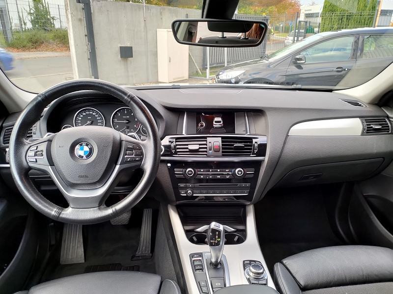Photo 4 de l'offre de BMW X4 F26 XDRIVE20DA 190CH LOUNGE PLUS à 27480€ chez NG AUTO