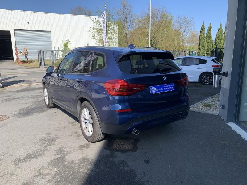 Photo 3 de l'offre de BMW X3 G01 SDRIVE18DA 150CH BUSINESS DESIGN EURO6C à 35780€ chez NG AUTO