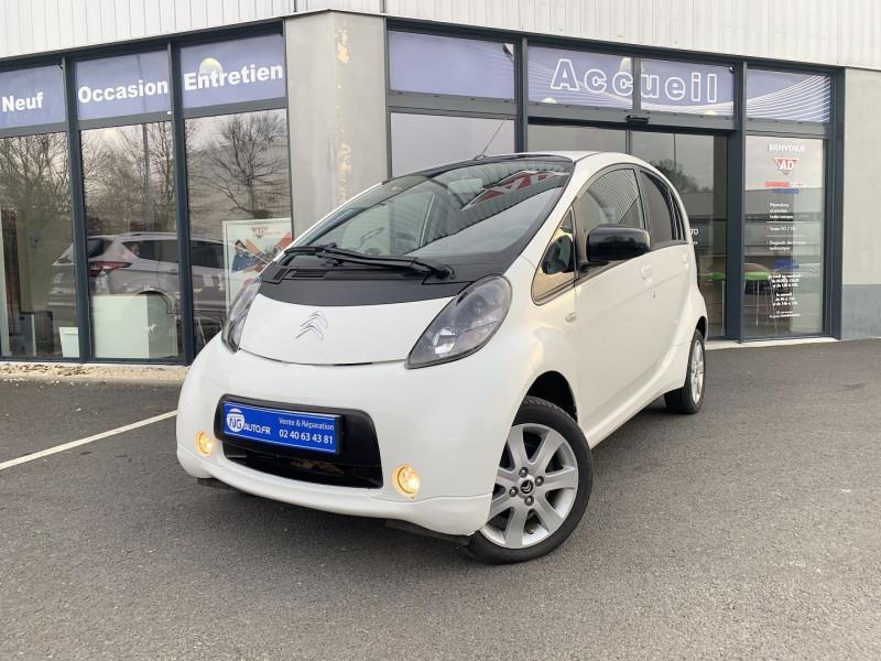 Citroen C-ZERO Confort Electric Blanc Occasion à vendre