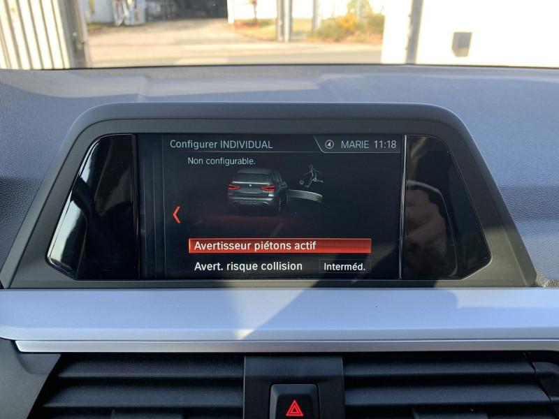 Photo 9 de l'offre de BMW X3 G01 SDRIVE18DA 150CH BUSINESS DESIGN EURO6C à 35780€ chez NG AUTO