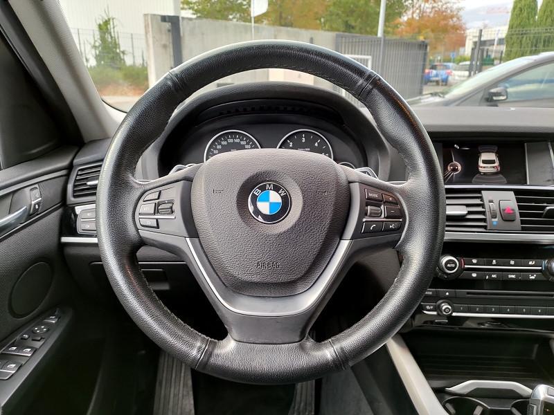 Photo 5 de l'offre de BMW X4 F26 XDRIVE20DA 190CH LOUNGE PLUS à 27480€ chez NG AUTO