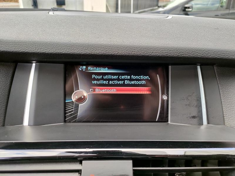 Photo 11 de l'offre de BMW X4 F26 XDRIVE20DA 190CH LOUNGE PLUS à 27480€ chez NG AUTO