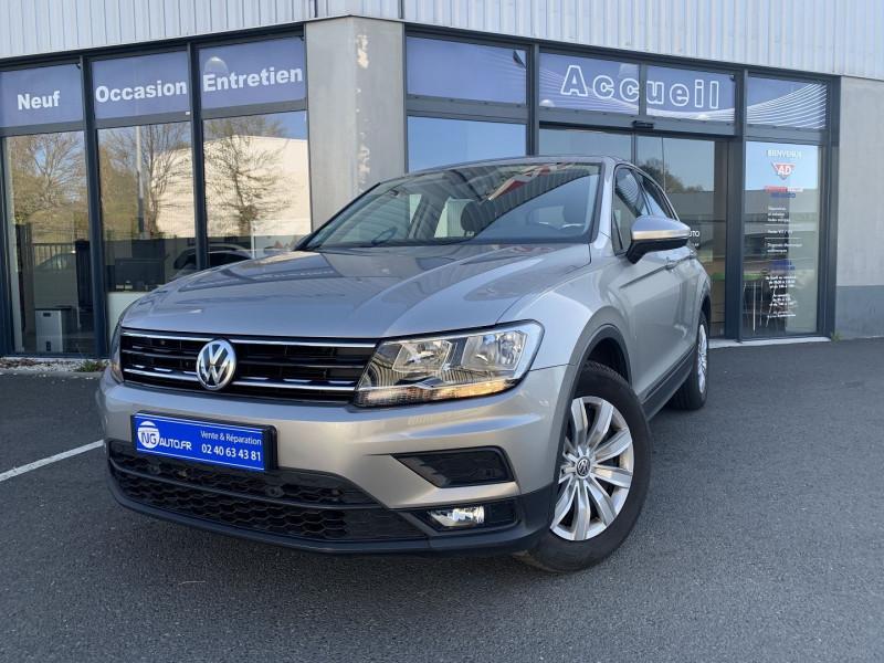 Volkswagen TIGUAN 2.0 TDI 115CH TRENDLINE BUSINESS Diesel GRIS TUNGSTENE Occasion à vendre