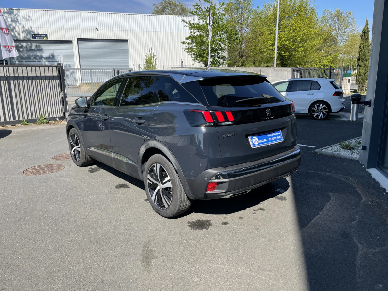 Photo 2 de l'offre de PEUGEOT 3008 BlueHDi 130ch S&S EAT8 GT Line à 28980€ chez NG AUTO