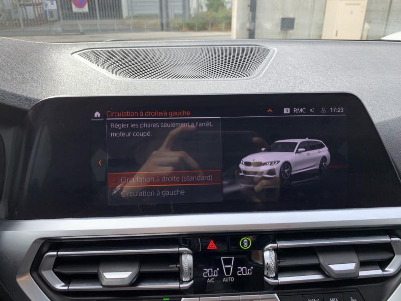 Photo 25 de l'offre de BMW SERIE 3 TOURING G21 Touring 330d xDrive 265 ch BVA8 M Sport à 54980€ chez NG AUTO