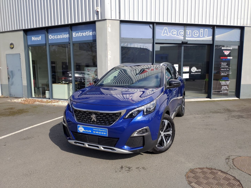 Photo 1 de l'offre de PEUGEOT 3008 BlueHDi 130ch S&S EAT8 GT Line à 29480€ chez NG AUTO