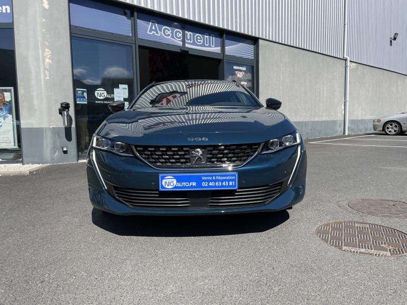 Photo 2 de l'offre de PEUGEOT 508 SW BlueHDi 160 ch S&S EAT8 GT Line à 30980€ chez NG AUTO