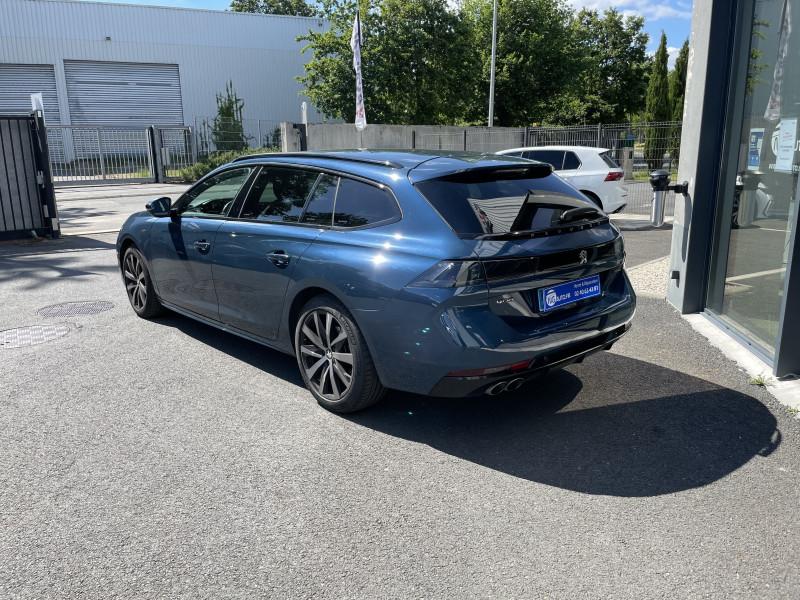 Photo 4 de l'offre de PEUGEOT 508 SW BlueHDi 160 ch S&S EAT8 GT Line à 30980€ chez NG AUTO