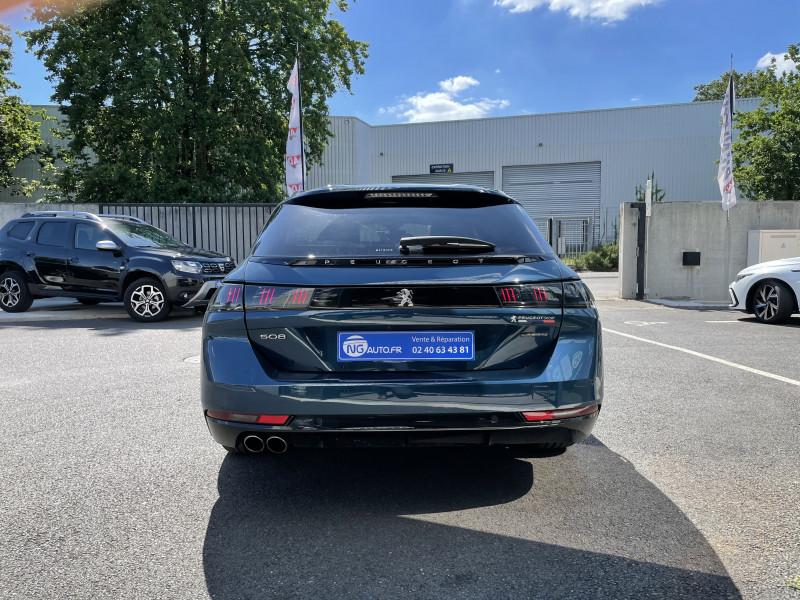 Photo 23 de l'offre de PEUGEOT 508 SW BlueHDi 160 ch S&S EAT8 GT Line à 30980€ chez NG AUTO