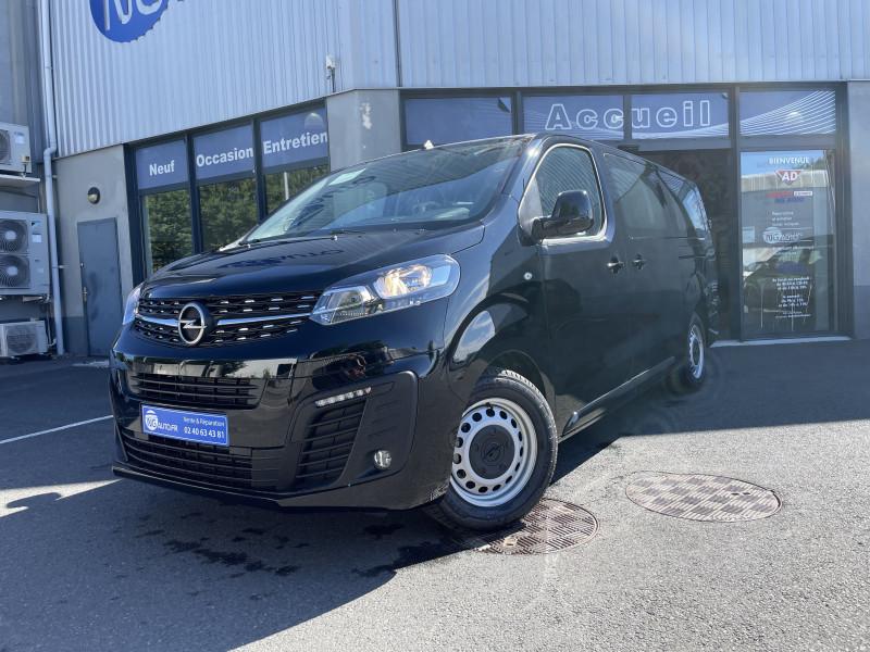 Opel VIVARO COMBI L3 1.5 Diesel 120 ch Diesel Noir Occasion à vendre