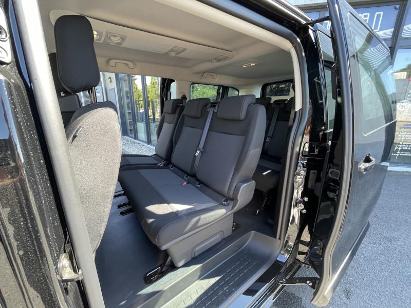 Photo 20 de l'offre de OPEL VIVARO COMBI L3 1.5 Diesel 120 ch à 30980€ chez NG AUTO