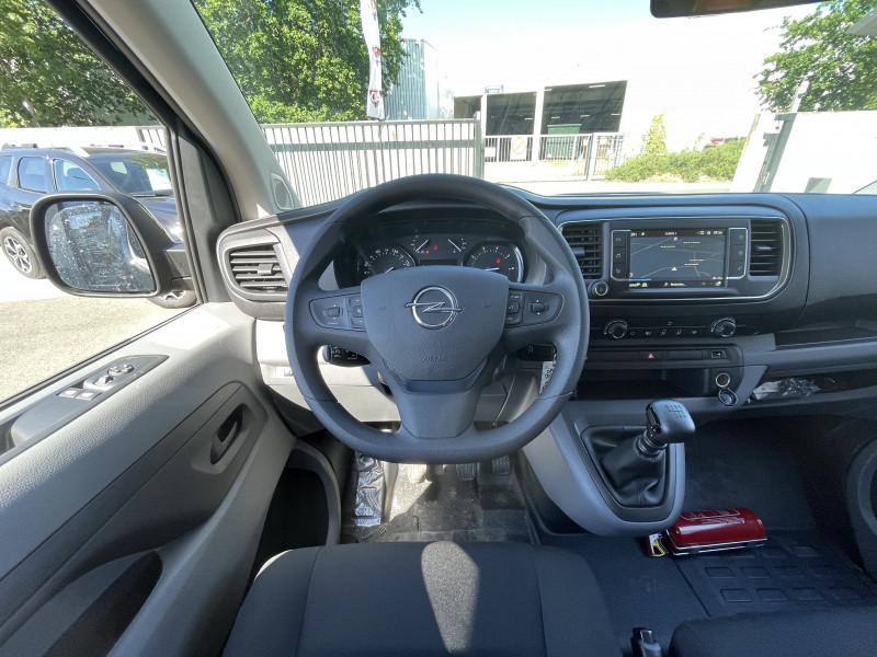 Photo 6 de l'offre de OPEL VIVARO COMBI L3 1.5 Diesel 120 ch à 30980€ chez NG AUTO