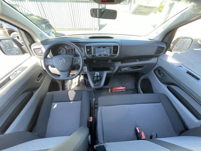 Photo 4 de l'offre de OPEL VIVARO COMBI L3 1.5 Diesel 120 ch à 30980€ chez NG AUTO
