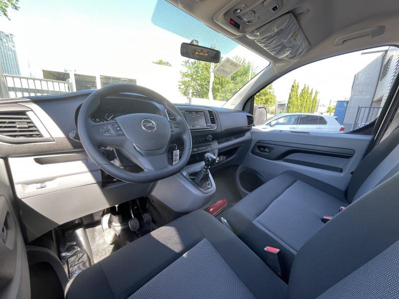 Photo 5 de l'offre de OPEL VIVARO COMBI L3 1.5 Diesel 120 ch à 30980€ chez NG AUTO