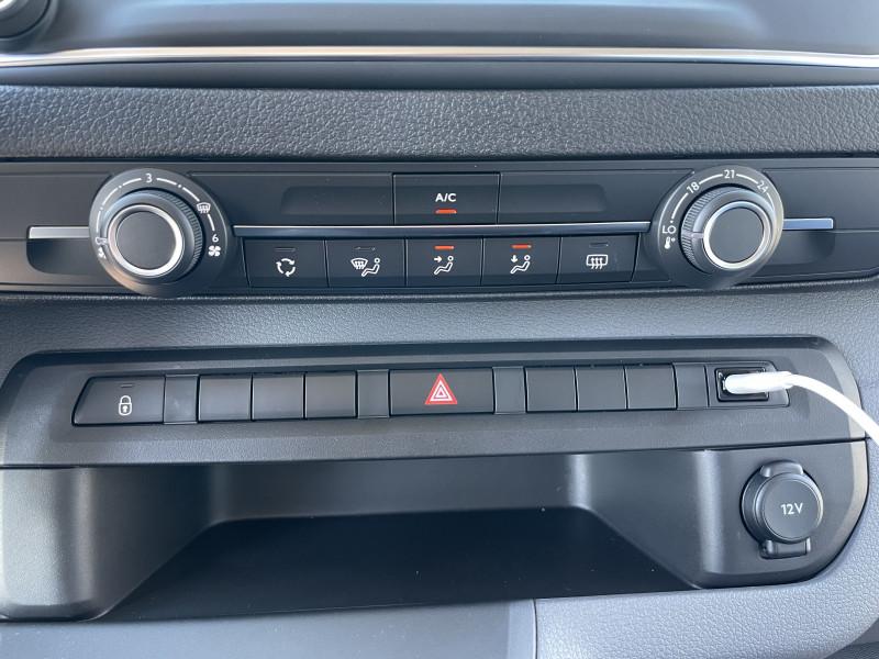Photo 23 de l'offre de OPEL VIVARO COMBI L3 1.5 Diesel 120 ch à 30980€ chez NG AUTO