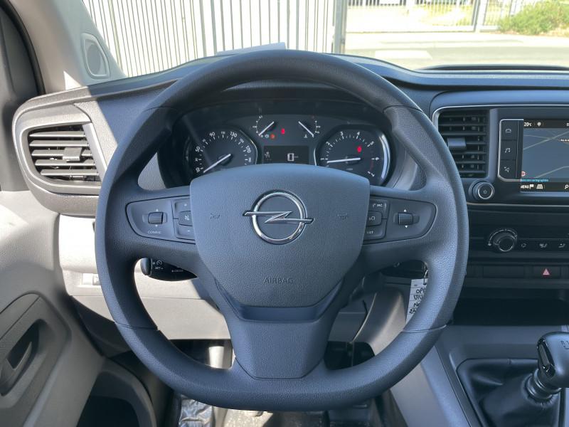 Photo 7 de l'offre de OPEL VIVARO COMBI L3 1.5 Diesel 120 ch à 30980€ chez NG AUTO