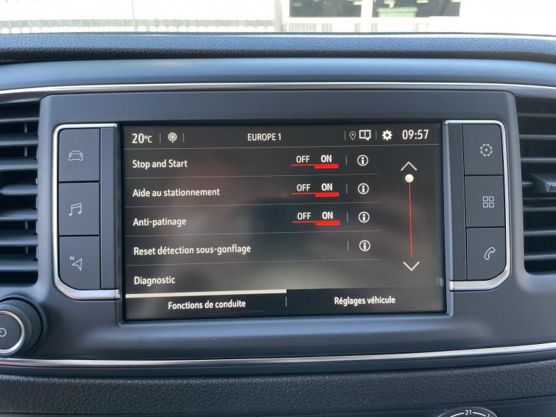 Photo 11 de l'offre de OPEL VIVARO COMBI L3 1.5 Diesel 120 ch à 30980€ chez NG AUTO