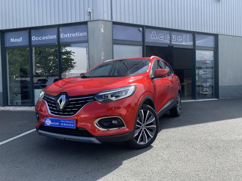 Renault KADJAR Blue dCi 115 EDC Intens Diesel Rouge Occasion à vendre