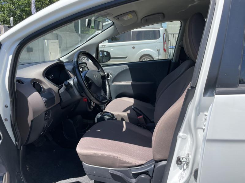 Photo 7 de l'offre de CITROEN C-ZERO Confort à 7880€ chez NG AUTO