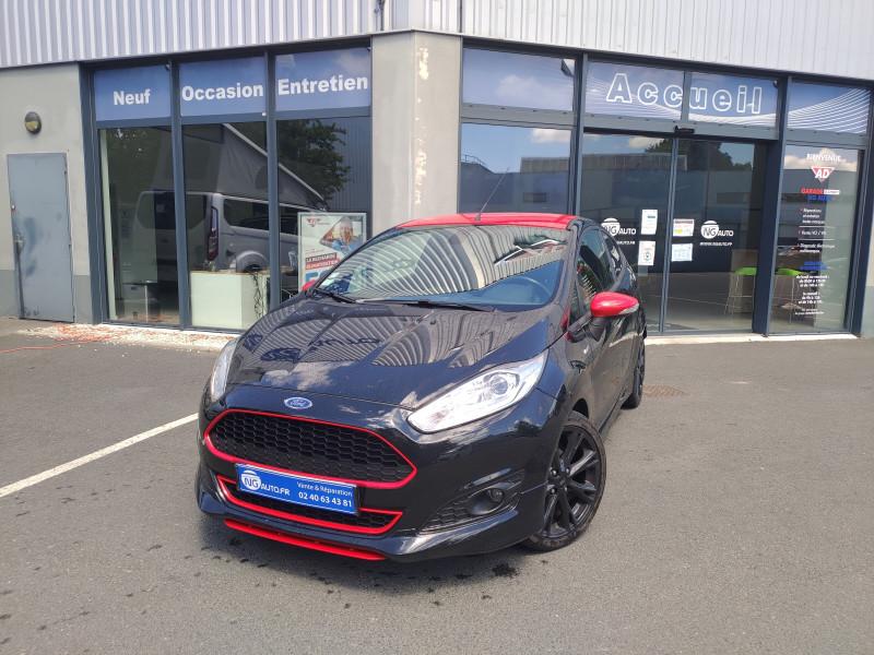 Ford FIESTA 1.0 EcoBoost 140 S&S ST-Line Black Edition Essence sans plomb Noir Occasion à vendre