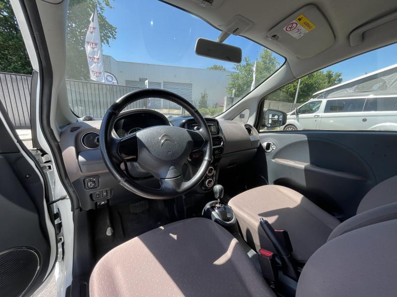 Photo 13 de l'offre de CITROEN C-ZERO Confort à 7880€ chez NG AUTO