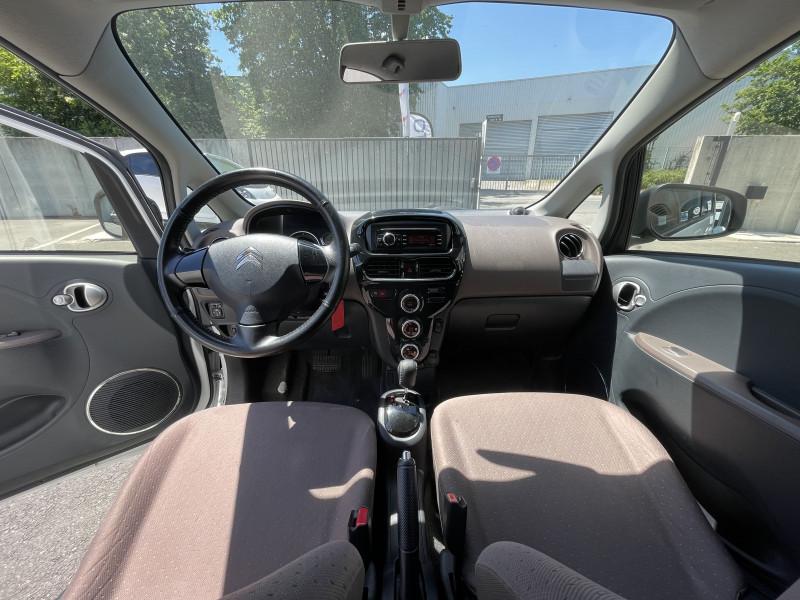 Photo 10 de l'offre de CITROEN C-ZERO Confort à 7880€ chez NG AUTO