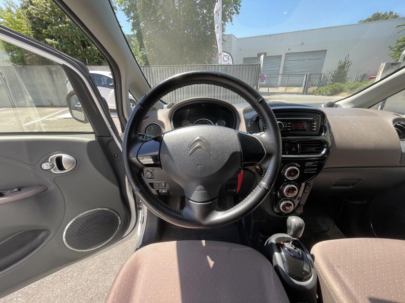 Photo 11 de l'offre de CITROEN C-ZERO Confort à 7880€ chez NG AUTO
