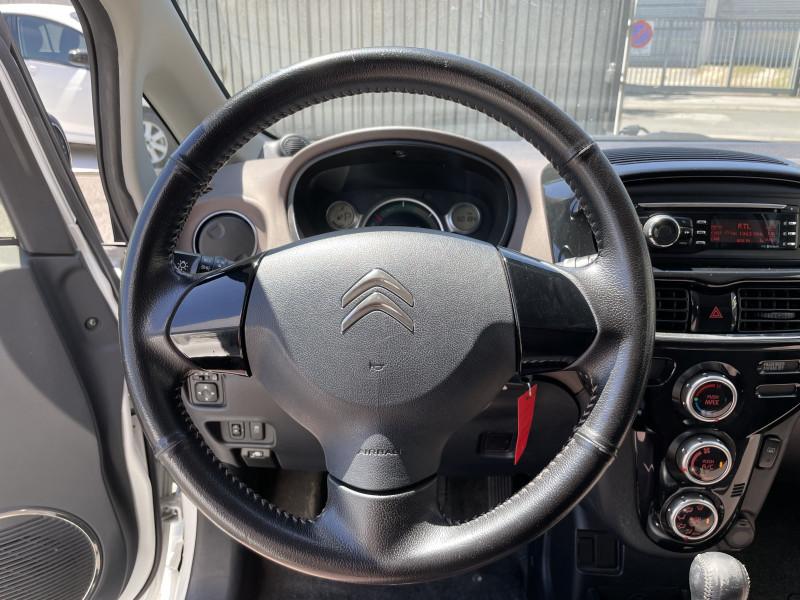 Photo 12 de l'offre de CITROEN C-ZERO Confort à 7880€ chez NG AUTO