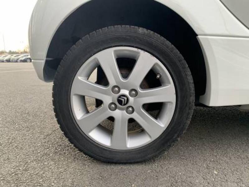 Photo 17 de l'offre de CITROEN C-ZERO Confort à 7880€ chez NG AUTO