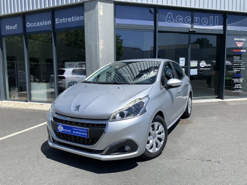 Peugeot 208 1.6 BLUEHDI 75CH  ACTIVE BUSINESS S&S 5P Diesel GRIS CLAIR METAL Occasion à vendre