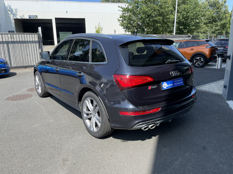 Photo 3 de l'offre de AUDI SQ5 V6 3.0 BiTDI 313 Quattro Tiptronic 8 à 34980€ chez NG AUTO