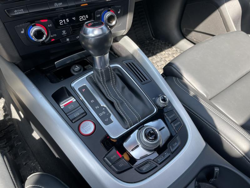 Photo 15 de l'offre de AUDI SQ5 V6 3.0 BiTDI 313 Quattro Tiptronic 8 à 34980€ chez NG AUTO
