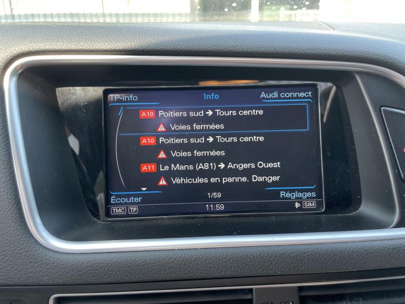 Photo 28 de l'offre de AUDI SQ5 V6 3.0 BiTDI 313 Quattro Tiptronic 8 à 34980€ chez NG AUTO